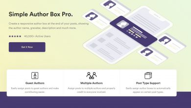 Photo of Important Features You Should Consider in a WP Author's Box Plugin
