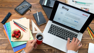 Photo of The Main Reasons To Conduct A Blogging Campaign For Your Business